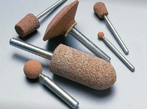 Robust Abrasive Mounted Points