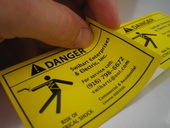 High Quality Industrial Labels