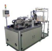 Automatic Coil Winding Machine with 5 Axles and 8 Axles of SMD Power Inductors
