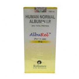 Alburel Human Albumin Injection