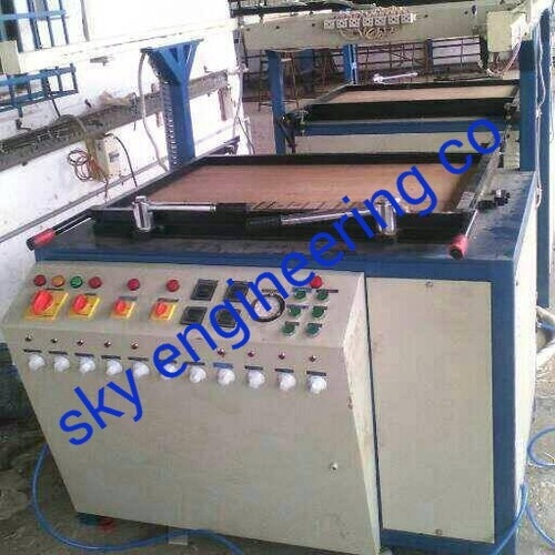 Automatic Thermocol Plate Dona Making Machines