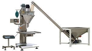 Automatic Auger Powder Filling Machine