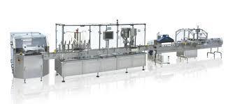 Automatic Liquid Filling Line