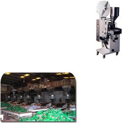 Tea Bag Pouch Packing Machine For Packaging Industry
