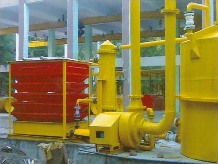 Emergency Chloring Toner Leakage System