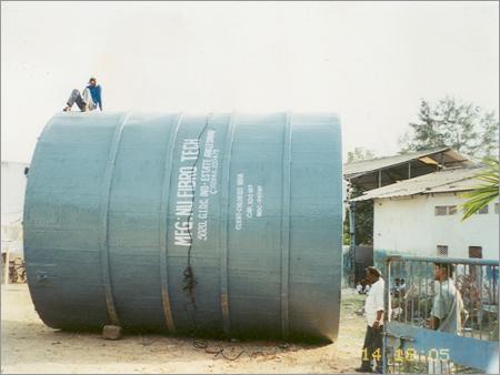 Mfg Storage Tanks