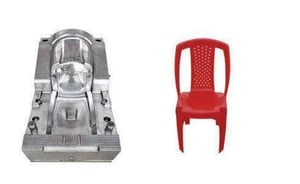 Plastic Injection Chair Mould For Bus Seat