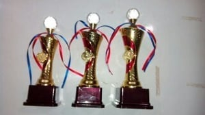 Promotional Brass Trophies