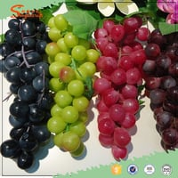 Plastic Artificial Grapes Fruits