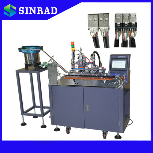Micro USB Connector Automatic Welding Machine