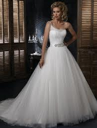 Net Wedding Gown