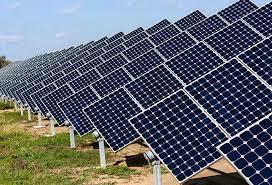 Solar Power Generation in  New Area