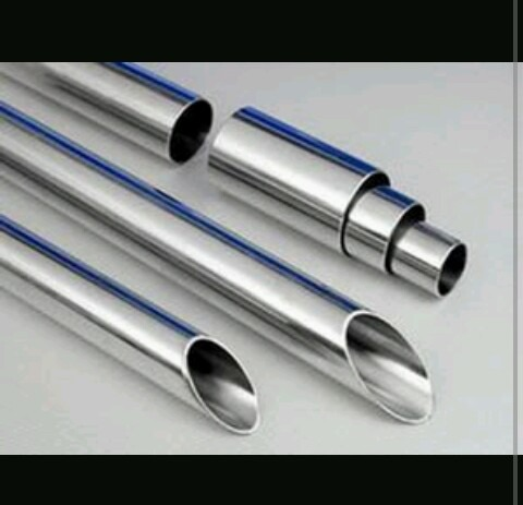 Stainless Steel Astm A554 Electropolished Pipe