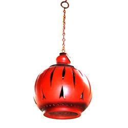 Stylish terracotta lamp shade in kolkata west bengal green house stylish terracotta lamp shade in barisha aloadofball Image collections
