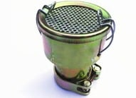Pipe Spark Arrestor For Exhaust Systems