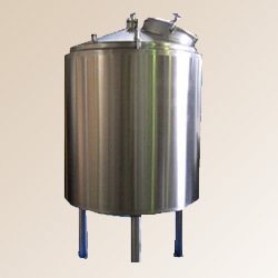Ss Storage Tanks in   GIDC