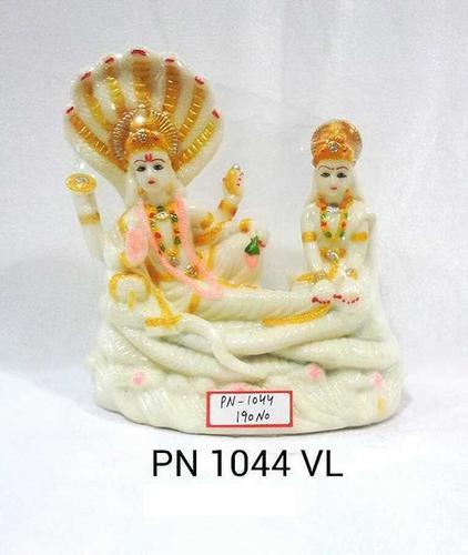 Lord Lakshmi Narayana Radium Night Glow Piece