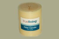 Pillars candle