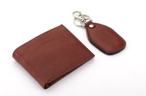 Gents Wallet and Key Chain