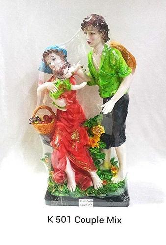 K 501 God & Goddess Mix Idol Statues