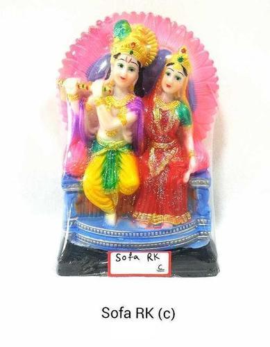 Sofa Rk (C) Radha Krishna Statue