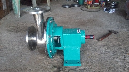 Steel Pumps