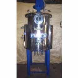 Cylindrical Fermenter
