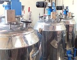 Laboratory Fermentor