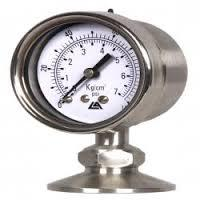 Sanitary Sealed Gauge