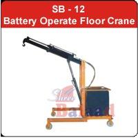 Battery Operated Floor Crane (Sb-12)