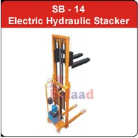 Electric Hydraulic Stacker (Sb-14) in  Odhav