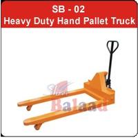 Heavy Duty Hand Pallet Truck in  Odhav