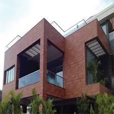 Exterior Laminate For Exterior Cladding