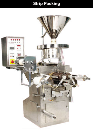 Fully Automatic Strip Packing Machine