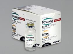 Ifosfamide Plus Mesna