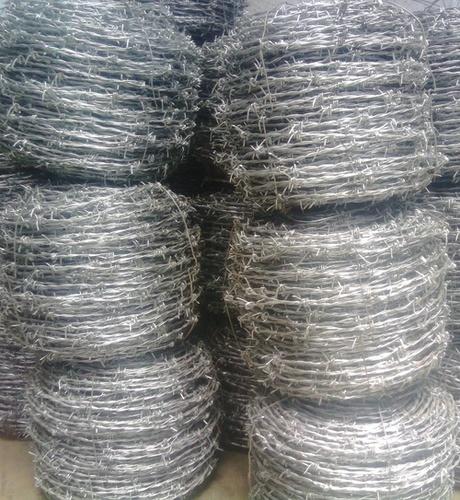 Industrial Barbed Fencing in   Navapara Ghanchi Meman Jamat Trust