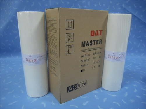 Rz A3 Master Printing Ink For Risograph Duplicator