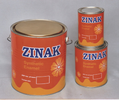 Zinak Epoxy Primers