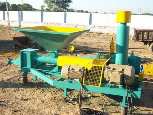 Construction Industry Cement Feeding System