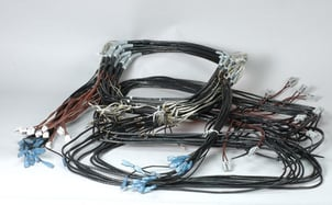 Degaussing Coil and Wire Harness