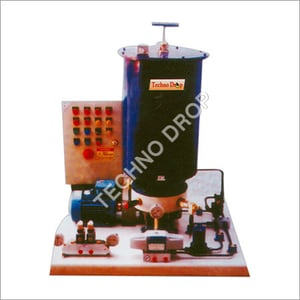 Industrial Use Dual Line Grease Lubrication System
