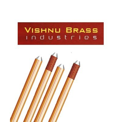 Export Quality Copper Bonded Rod