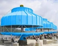 Frp Draft Counter Flow Cooling Towers