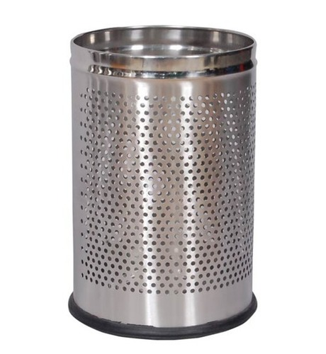 Perforated Waste Bins
