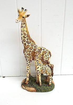 Fibre Reinforced Plastic Giraffe