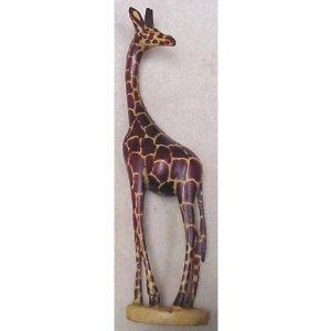 Giraffe Sculptures For Decor