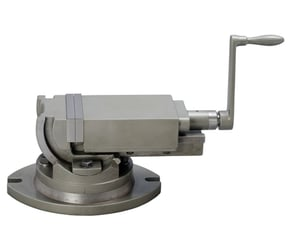 High Precision Rotary Head Milling Machine Vices