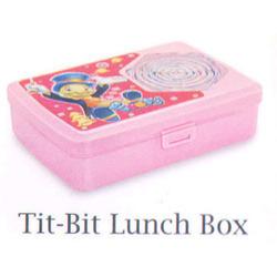 Plastic Designer Lunch Box in Vasai, Maharashtra - Sakariya