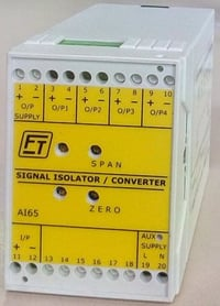 AI65 Series Isolated Signal Transmitter