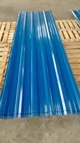 Metal Color Precoated Roofing Sheets